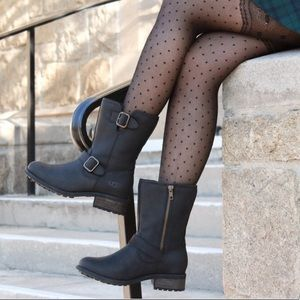Chaney Suede Boots